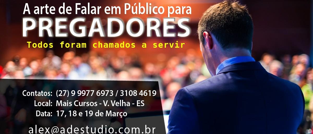 Link permanente para: Oratória para Pregadores